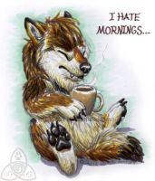 Wereflooph: Mornings by Nashoba-Hostina