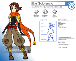 DS: Eve Galbrencia by The-Knick
