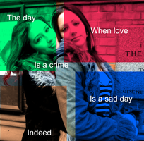 Love As A Crime by big-girls-cry