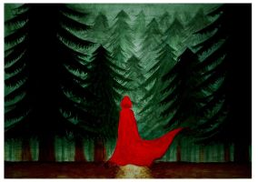 Little Red Riding Hood story (2/7) by Celtilia