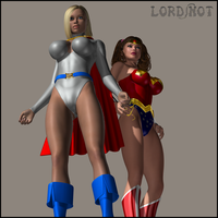 Power Pair by LordSnot