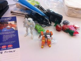 Action Formers - Disposal and Nail scale shot by wulongti
