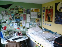 My room by Lycanstrife