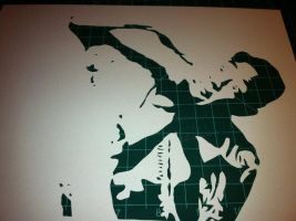 Tyler, the Creator ITW by Stencils-by-Chase