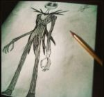 Jack Skellington. by JaymzTheDragon471