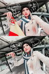 APH Netherlands cosplay #4 - hating on Antonio by YamiMana