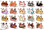 CHEAP Bun Blob Adopt Batch 2 CLOSED by Contract-Bound