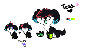 Tess Ref by vaporwaves