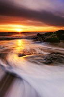 Southwold Beach Sunrise 2. by Wayne4585