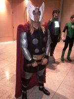 Thor by DomiNYcanKnyght