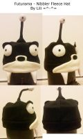 Nibbler Fleece Hat by LiliNeko