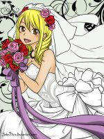 Lucy's Baroque Wedding by JokeNice