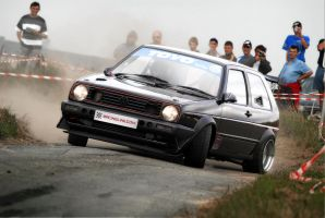 Golf GTI Mk2 by BramDC