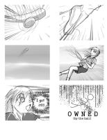 Softball - mini comic by Aisuki-Chan