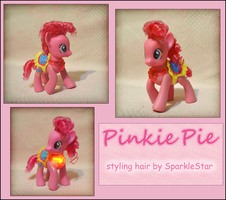 Pinkie Pie toy by SparkleStarCat