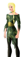 Disney meets Game of Thrones universe: Tinker Bell by FIREARROW1