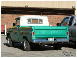 A 1966 Chevy Truck by TheMan268