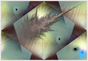 Disrupted Geometry by GypsyH