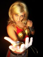Wonder Girl by AngelLiriel