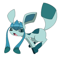 Glaceon by PenguinBombSquad