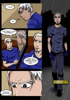 Simulacrum, Page Eight by JeffShoemake