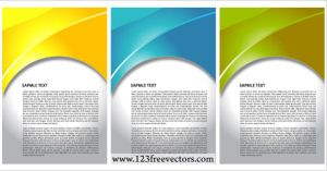 Vector Wave Background 2 by 123freevectors