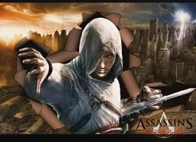 Assassins Creed by Taz09