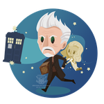 Day 229 - the war doctor by salvadorkatz