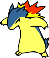 typhlosion derp by neutral-emotions