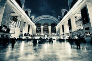 Grand Central by CaveCanem42