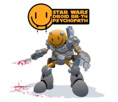 psycho droid by neitsabes