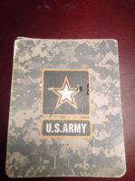 Notebook From Basic Training by therougeone