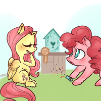 ATG 14: Celebration by PuffPink