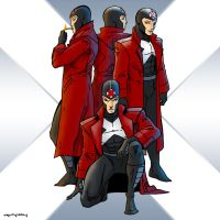 X-Factor: Multiple Man by arunion