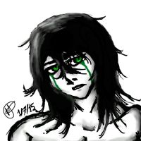 Ulquiorra Graphics Tablet what by PsychoMP