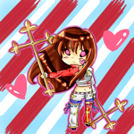 AT: Armor of God Kin Chibi by black-feather1013