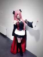 Krul Tepes - Owari no Seraph Cosplay by Koneko-chaaaan