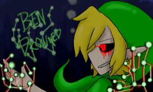 BEN DROWNED by LunAFuture39