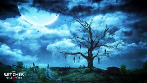 The Witcher 3 - Dead Tree by KateWindhelm