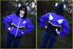 Shadowbolts - New Hoodie Design MLP by Monostache