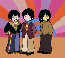 John, Paul, George... by Author-chan