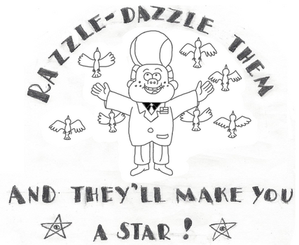Razzle-Dazzle Them Gideon by Trick-The-Beldam