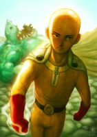 One punch by Ry-Spirit