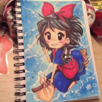 Kiki's Delivery Service by DNAngelgal