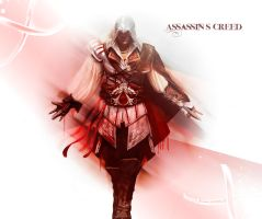Assassin's Creed Wallpaper by andyNroses
