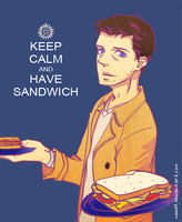 SPN: Have your Sandwich by neeell