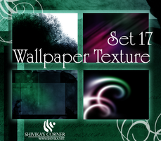 Wallpaper Texture Set 17 by spiritcoda
