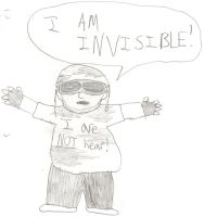 Invisible Man by Aeoess