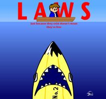 LAWS: Based on a true story by Snoofalah