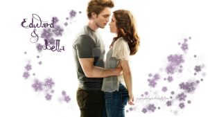 Edward + Bella by oXGeRRyBeRRyXo